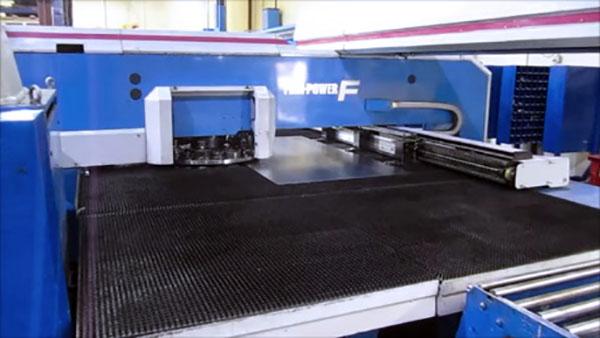Finn-Power F6-25-SB 2000 3