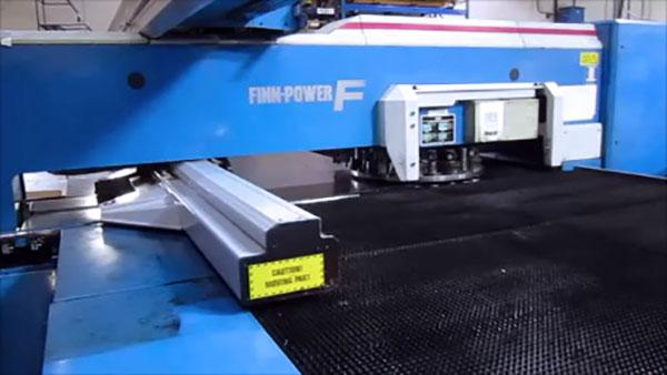 Finn-Power F6-25-SB 2000 4