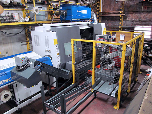 Used 5 Axis Lathe Nakamura-Tome SC300 2014