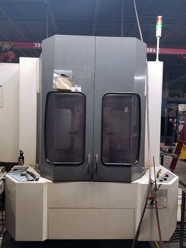 Used Horizontal Machining Center Mazak FH-4800 1999