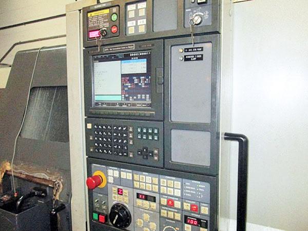 Mori Seiki SL-204S/500 2003 2