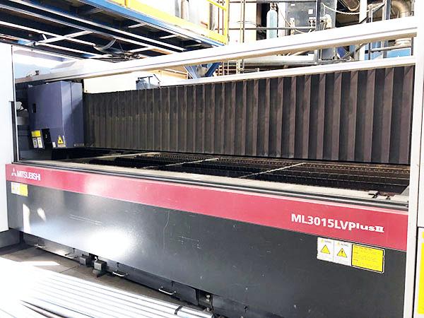 Mitsubishi ML3015LVP(S) 45CF-R 2010 6