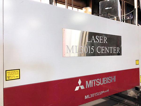 Mitsubishi ML3015LVP(S) 45CF-R 2010 11
