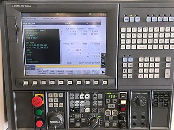 Okuma LB 4000Ex 750C 2012 3