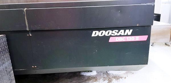 Doosan DBC-130II 2014 5