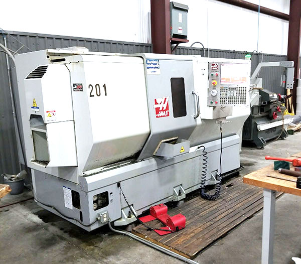 Used CNC Lathe For Sale Haas ST-30 2009 3