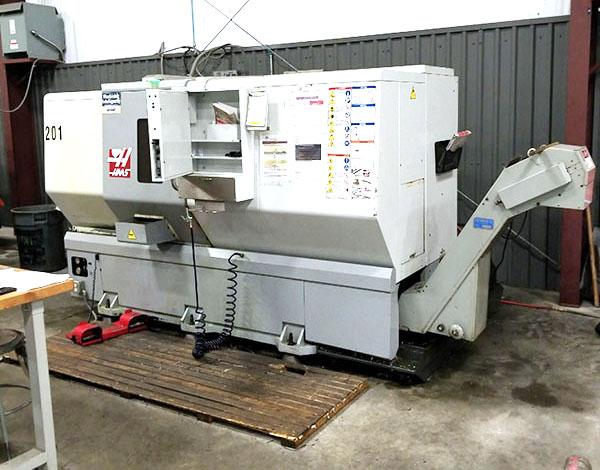 Used CNC Lathe Haas ST-30 2009