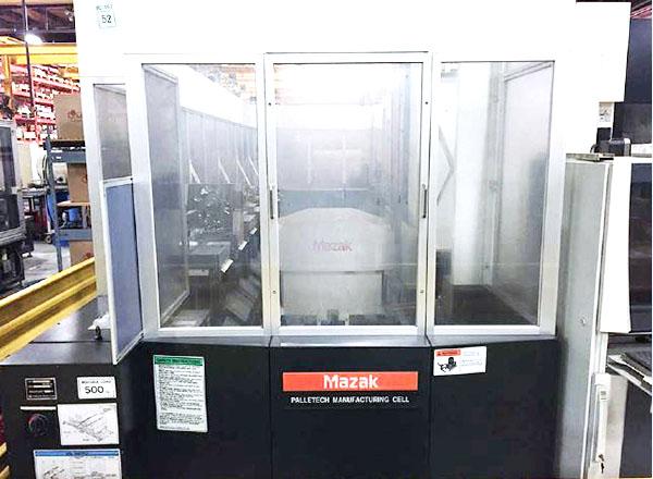 Mazak HCN-4000 2012 2