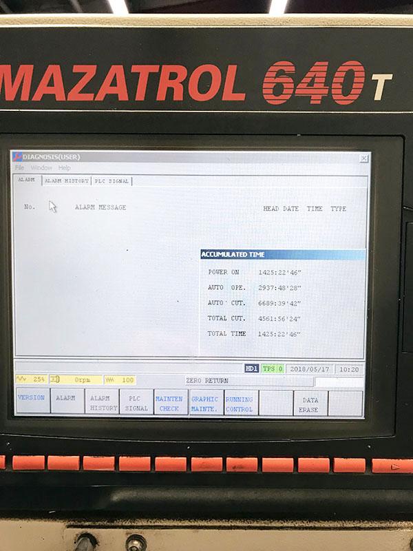 Mazak Multiplex 6200 2008 3