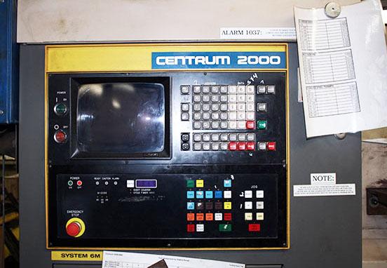 Wiedemann Centrum 2000Q 1986 10