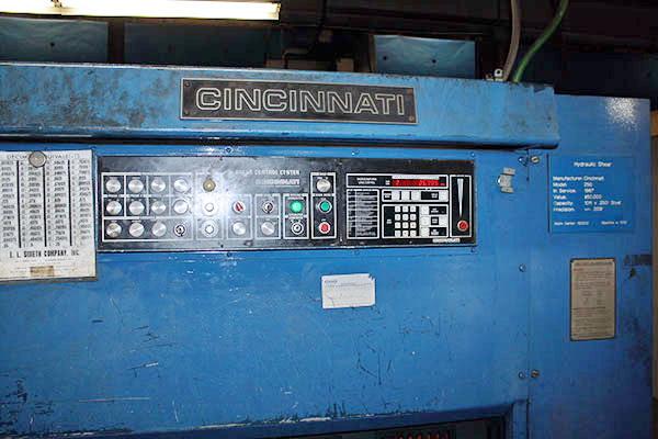 Cincinnati 250HS10 1986 3