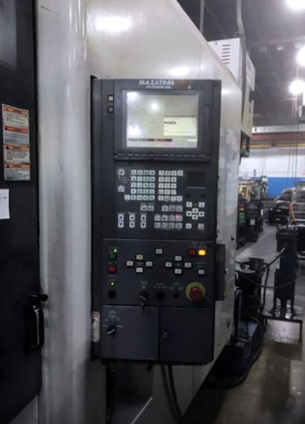 Mazak FH 6000 2000 7