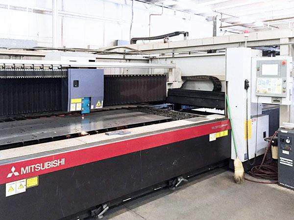 Used Laser For Sale - Mitsubishi ML 3015 LVP (S) 40 CF-R 2008 5