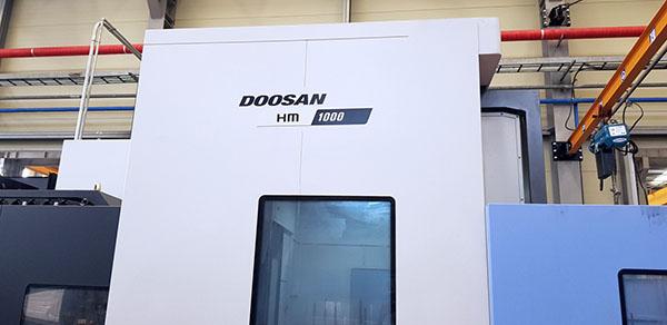 Doosan HM-1000 2017 5