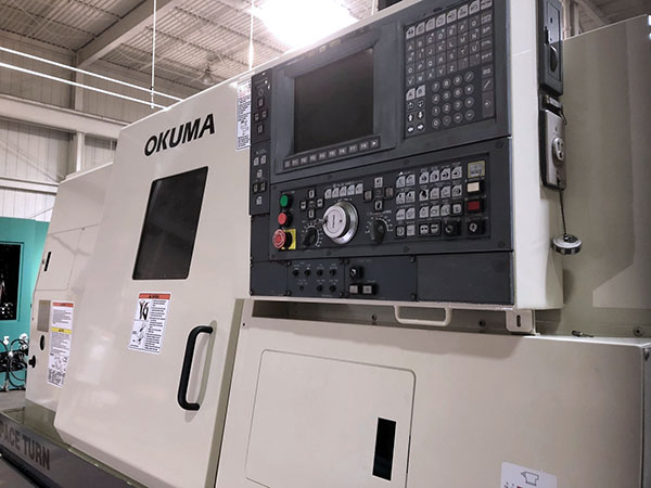 Okuma Space Turn LB400-M 2000 6