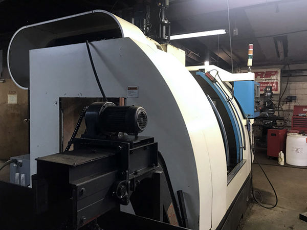 Used Vertical Machining Center Johnford SV-45H 2004