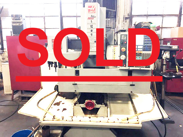 Used Vertical Machining Center Haas TM-3 2007