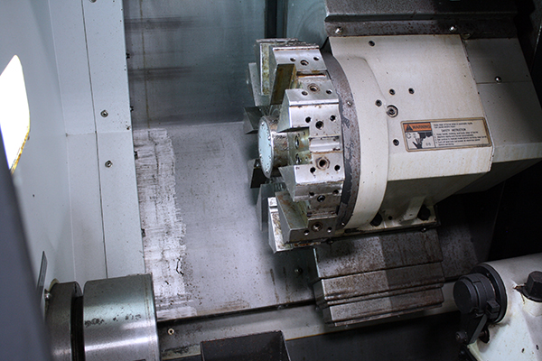 Used CNC Lathe DMC DL 8T 2012