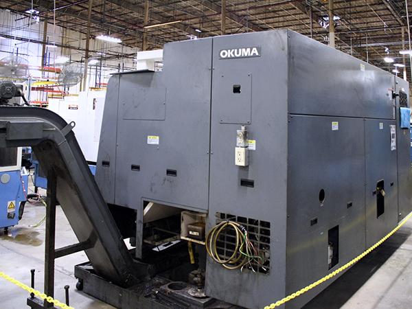 Okuma LU300 2SC-1000 2008 10