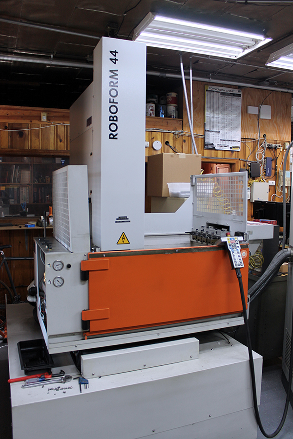 Used Charmilles Sinker EDM Roboform 44 For Sale
