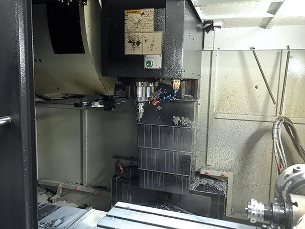 Feeler HV-1000 CNC 2011 2