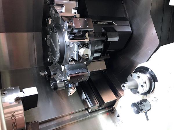 DMG Mori NLX 2500SY/700 2017 5