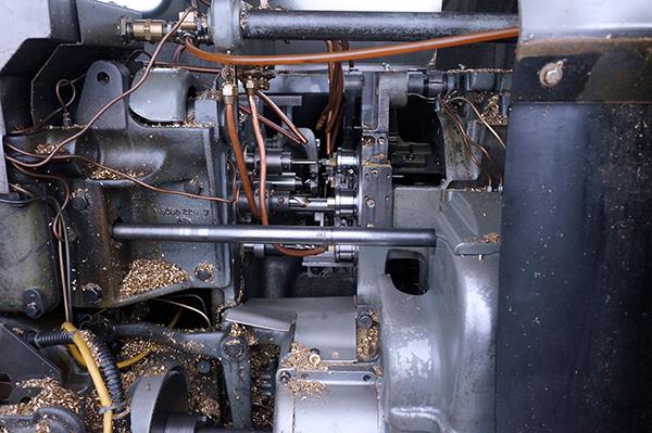 Davenport Model B 3/4