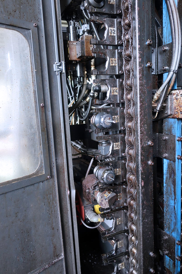 Doosan Puma MX3000 Multi-Tasking Machine 2008 2