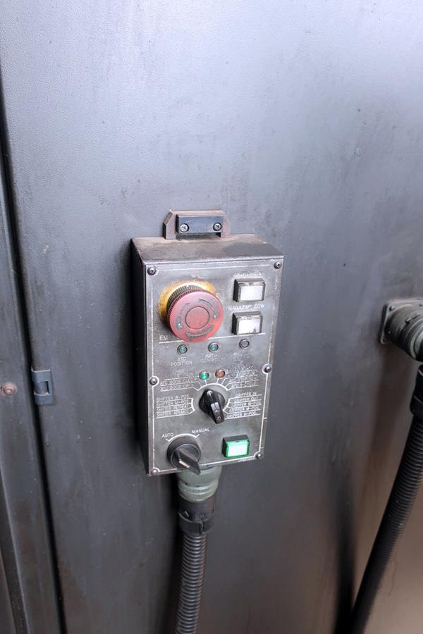 Doosan Puma MX3000 Multi-Tasking Machine 2008 3