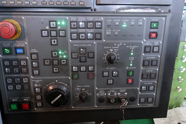 Doosan Puma MX3000 Multi-Tasking Machine 2008 9