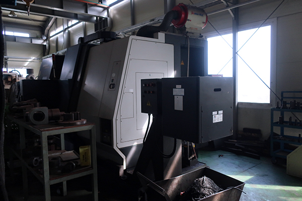 Doosan Puma MX3000 Multi-Tasking Machine 2008 10