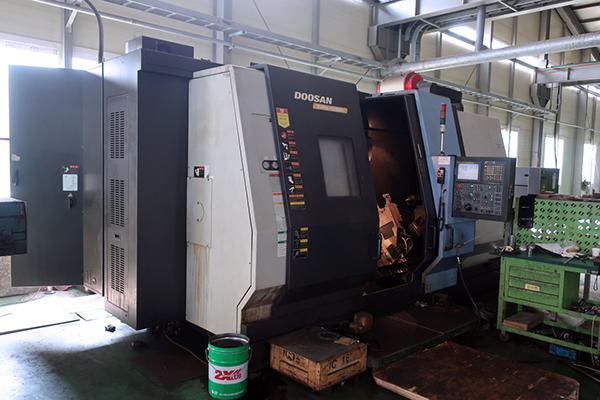 Doosan Puma MX3000 Multi-Tasking Machine 2008 11