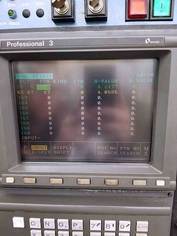 Makino A66 1999 16