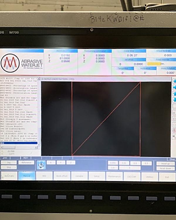 Mitsubishi MW X-3-612 2012 5
