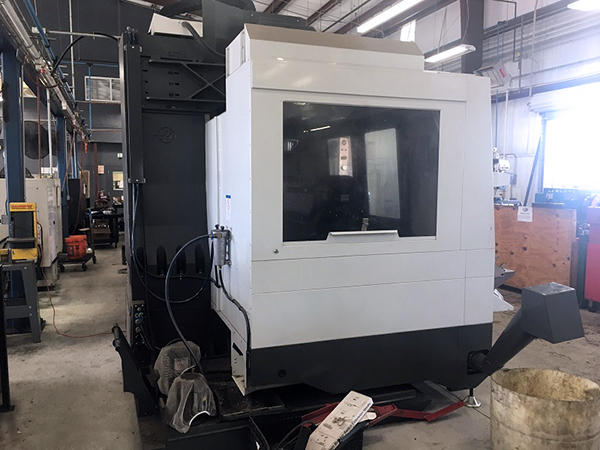 Haas VF-6/40 2017 4_Vertical Machining Center