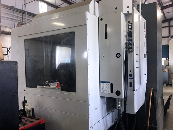 Haas VF-6/40 2017 5_Vertical Machining Center