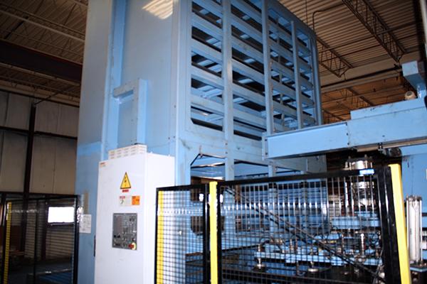 Mazak FMS-A 510 Flexible Material Storage System 1997 1