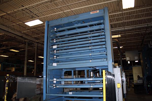 Mazak FMS-A 510 Flexible Material Storage System 1997 7