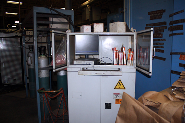 Mazak FMS-A 510 Flexible Material Storage System 1997 9