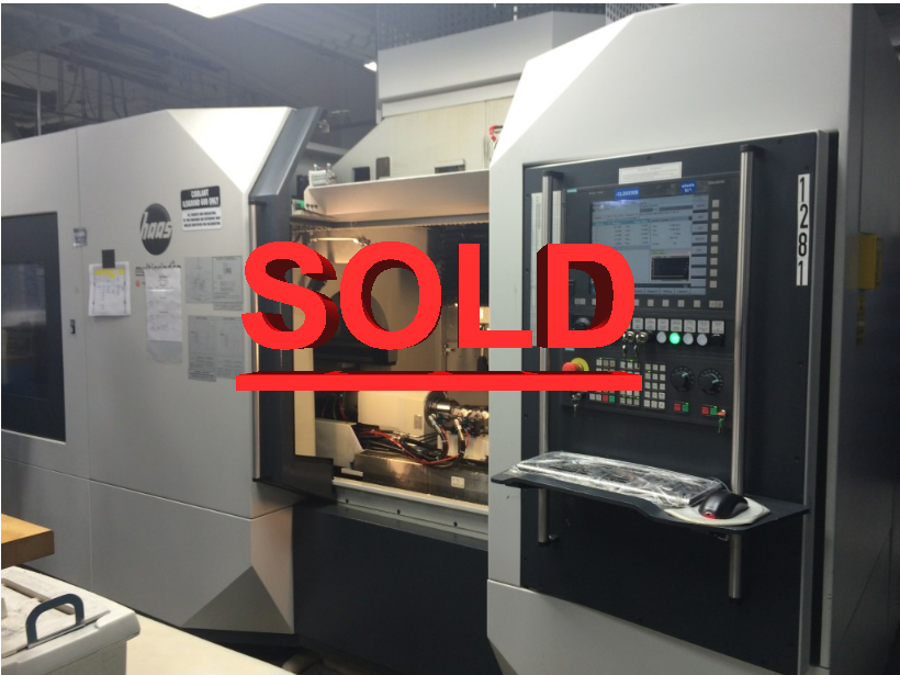 Used Haas Grinding Center Multigrind CB For Sale