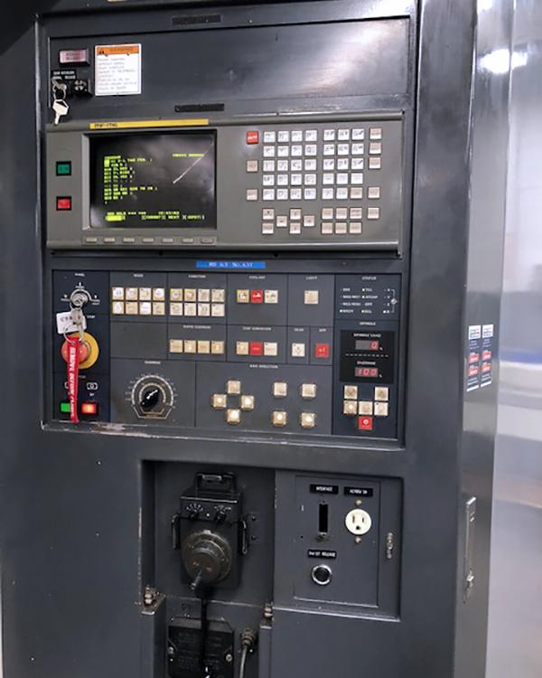 Mori Seiki MH-63 1995 2