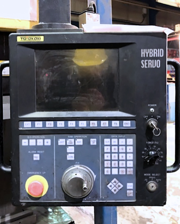 Toyokoki HYB 250 2010 2