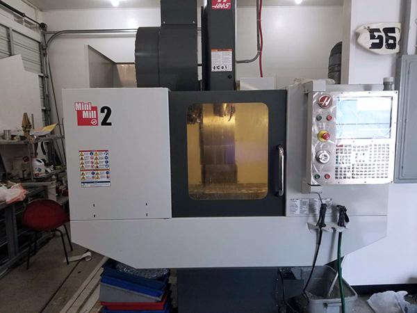 Haas Mini Mill2 2013 1