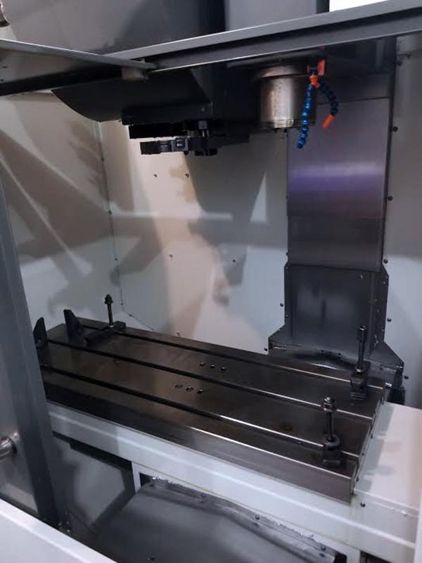 Haas Mini Mill 2 2013 4