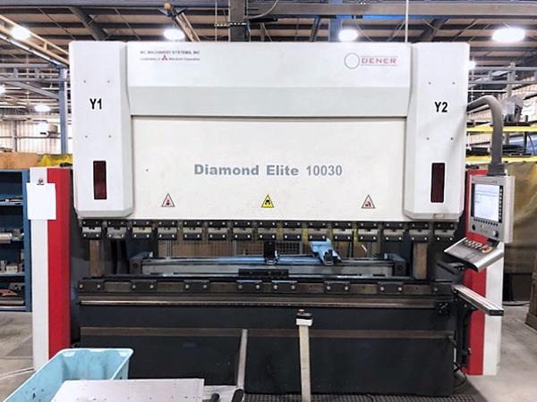 Mitsubishi Dener Diamond Elite 10030 (110 Ton) 2014 1