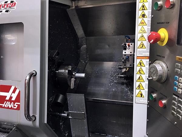 Haas SL-20 2007 5_Lathe
