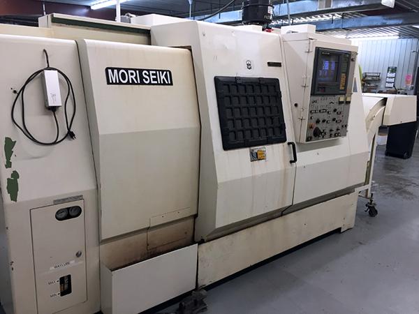 Used Mori Seiki ZL CNC Lathe ZL-25M/500 For Sale