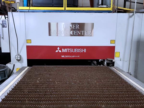 Mitsubishi ML3015LVP(S) 45CF-R 2010 17