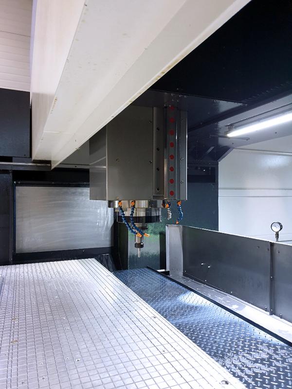 Used Gantry Machining Center Doosan BM2740 2016