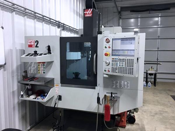 Haas Super Mini Mill 2 2018 2_Vertical Machining Center